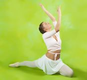 Female dancer Royalty Free Stock Image