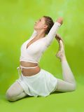 Female dancer Royalty Free Stock Photo