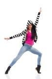 Female dancer posing Stock Images