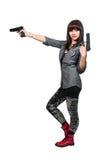 Female Detective Stock Photos