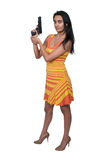 Female Detective Stock Images