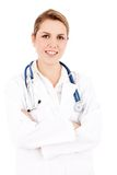Female doctor Stock Image