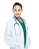 Female doctor Stock Photo