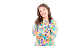 Female doctor pediatrician Stock Photography