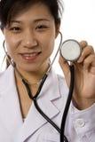 Female Doctor Portrait Stock Images