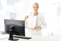 Female doctor Royalty Free Stock Photography