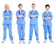 Female doctors Stock Photos
