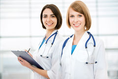 Female doctors Stock Photos