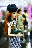 Female doll Royalty Free Stock Photos