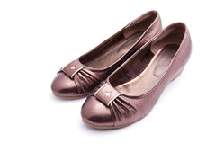 Female dress shoes Stock Photography