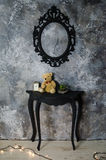 Female dressing table Royalty Free Stock Images