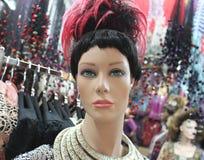 Female dummy Stock Photo