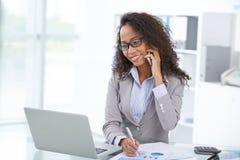 Female entrepreneur Royalty Free Stock Photography