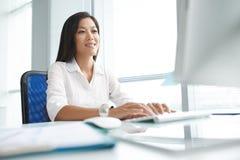 Female entrepreneur Stock Photography