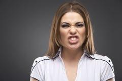 Female evil Stock Images