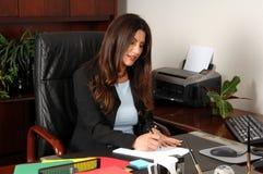 Female Executive Stock Photo
