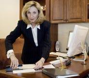 Female executive Royalty Free Stock Photography