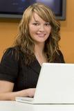 Female Executive Stock Photography
