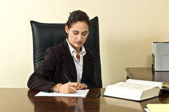 Female Executive Stock Photos