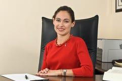 Female Executive Royalty Free Stock Photos