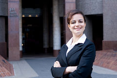 Female executive Royalty Free Stock Image