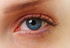 Female eye Royalty Free Stock Photo