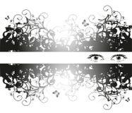 Female eyes Stock Photography