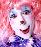 Female Fairy Clown Royalty Free Stock Photos