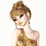 Female Fairy Royalty Free Stock Photos