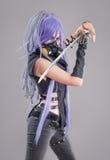 Female fantasy warrior Stock Photos