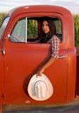 Female Farmer/Rancher Royalty Free Stock Image