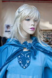 A female fashion mannequin Royalty Free Stock Photos