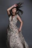Female fashion model Stock Image