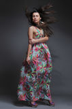 Female fashion model Stock Photo