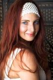 Female Fashion Model Stock Photography