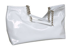 Female fashionable bag Royalty Free Stock Photo