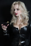 Female Fatale Stock Images