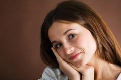 Female feelings Royalty Free Stock Image