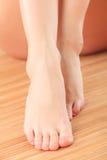 Female feet Stock Photos