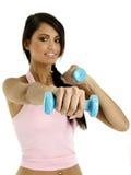 Female fitness Stock Photos