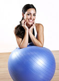Female fitness Royalty Free Stock Image