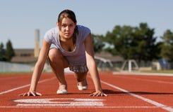 Female fitness Royalty Free Stock Photos