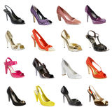 Female footwea Royalty Free Stock Image