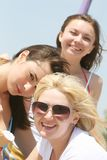 female friends Royalty Free Stock Photography