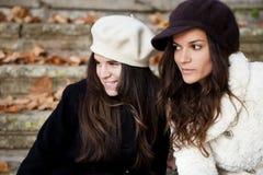 Female friends Stock Photos