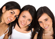Female friends Royalty Free Stock Photo