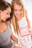 Female friends Royalty Free Stock Photos