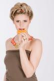 Female fruit Stock Photography