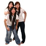 Female Fun Friendship 2 Stock Photography