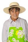 Female gardener Royalty Free Stock Photography